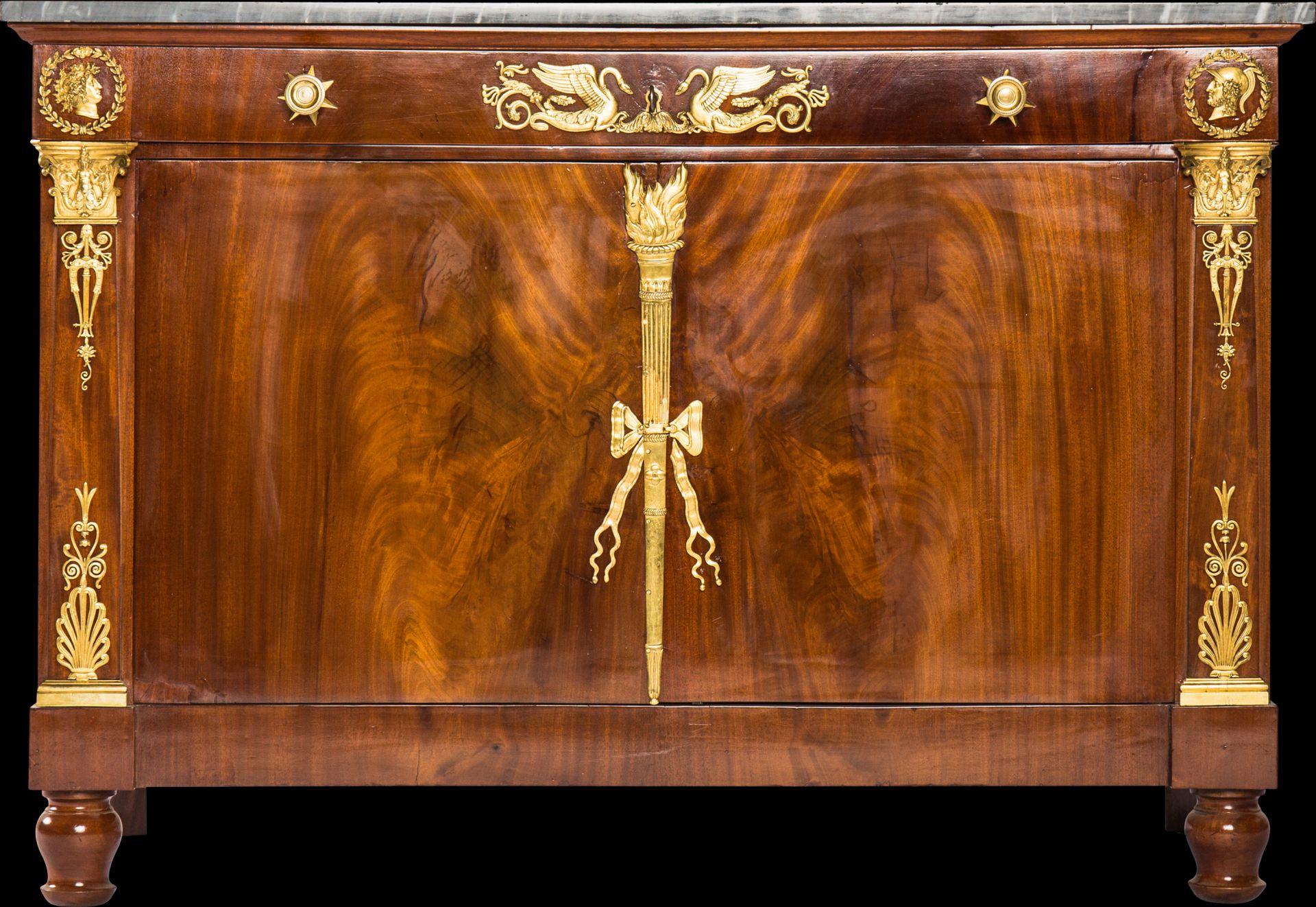 Mahogany Sideboard 1790